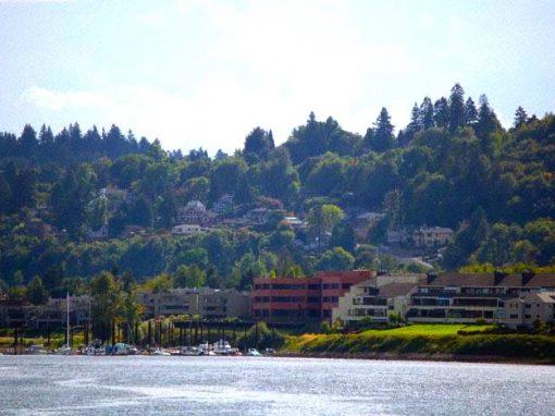Johns Landing, SW Portland, Oregon